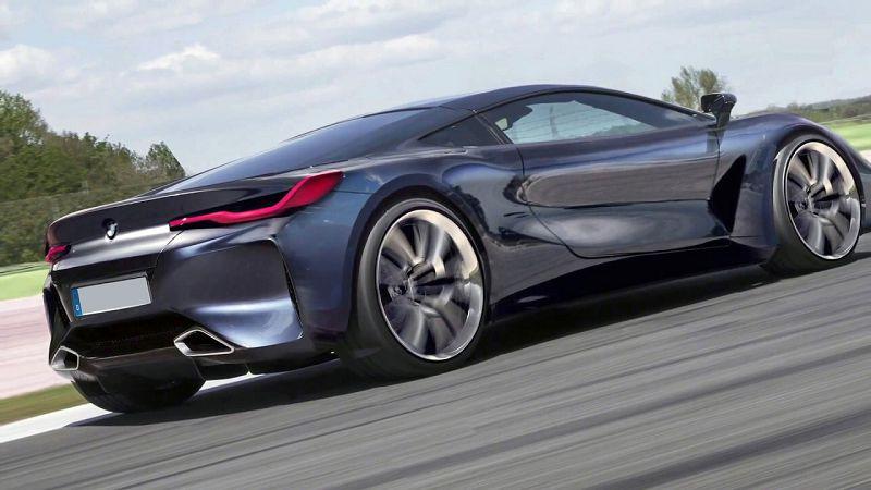 2019 Bmw M10 Manifold Gt4 Concept 1.8