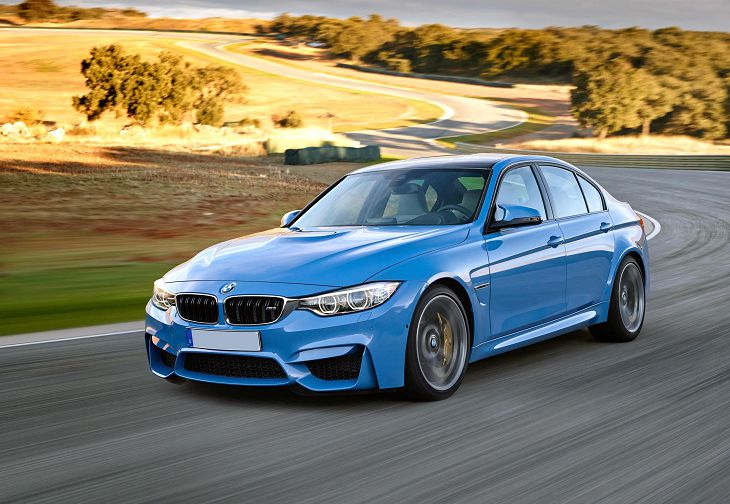 2019 Bmw M3 Performance Transmission Used