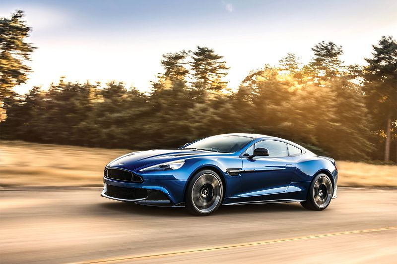 2019 Aston Martin Db9 How Much Is An James Bond Used
