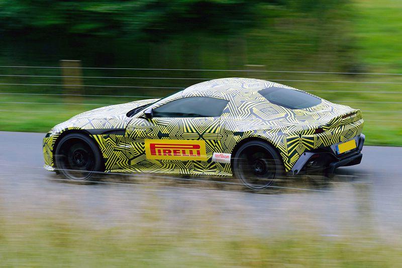 2019 Aston Martin Vantage S V12 Price Gt