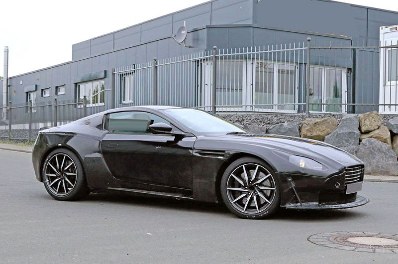 2019 Aston Martin Vantage Used V12 S Price Convertible