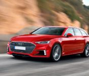 2019 Audi A6 Avant Red Rear Wiper Arm Review 2012