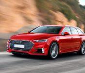 2019 Audi A6 Avant Red Rear Wiper Arm Review 2012