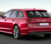 2019 Audi A6 Avant Review Roof Bars Box