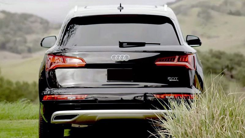 2019 Audi Q5 Red Review Canada S Line