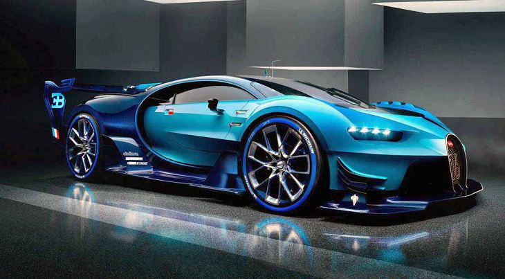 2019 Bugatti Veyron Wiki W16 Watch