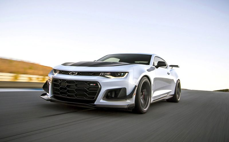 2019 Chevrolet Camaro Ss Horsepower Msrp Convertible