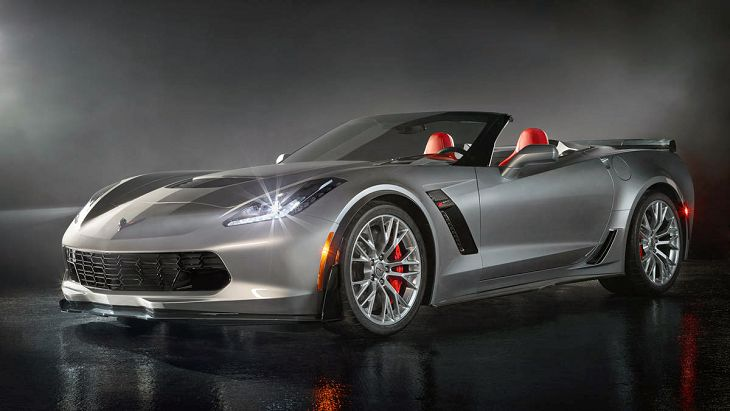 2019 Chevrolet Corvette Z06 Performance Parts Price ...