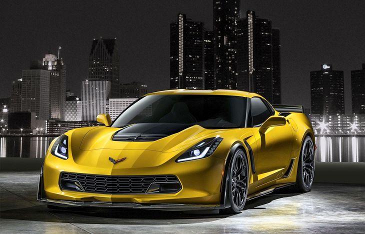 2019 Chevrolet Corvette Z06 Z07 Package Coupe