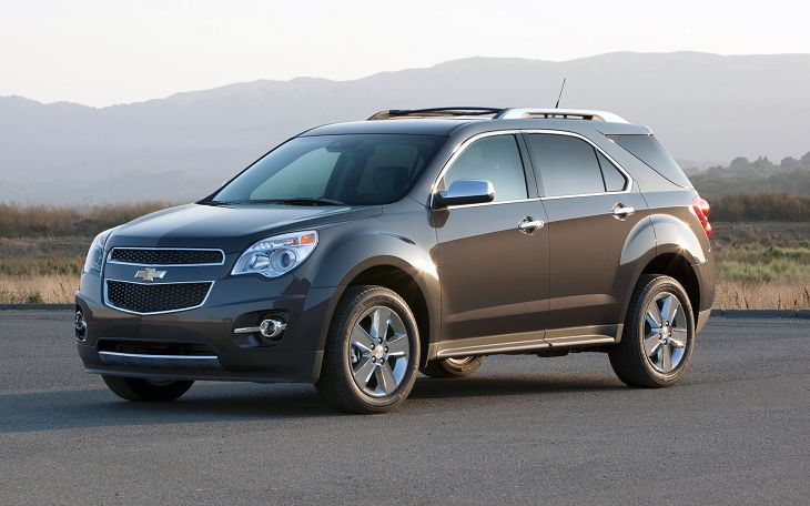 2019 Chevrolet Equinox Premier Review New Premier Awd