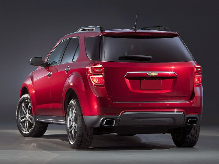 2019 Chevrolet Equinox Price Dimensions Redesign ...