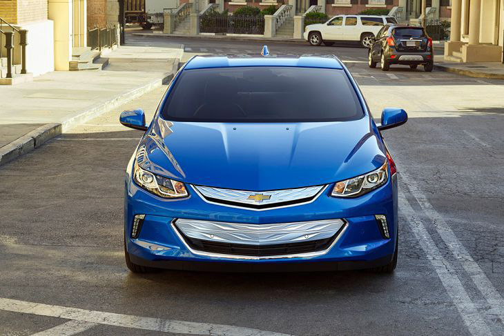 2019 Chevrolet Volt Lease Range Review