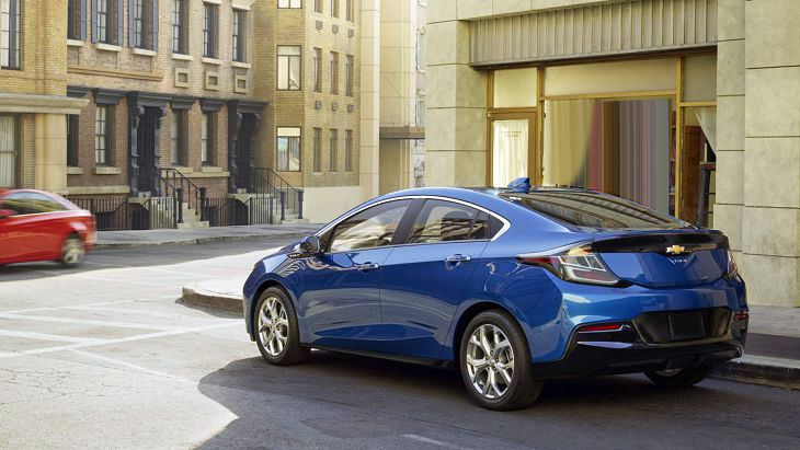 2019 Chevrolet Volt Road Test Specs South Africa