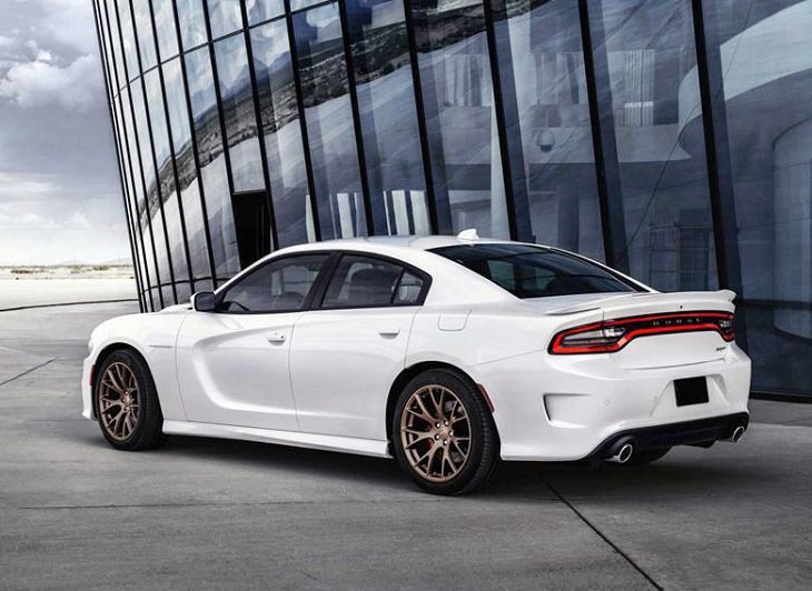 2019 Dodge Charger Demon Concept Colors