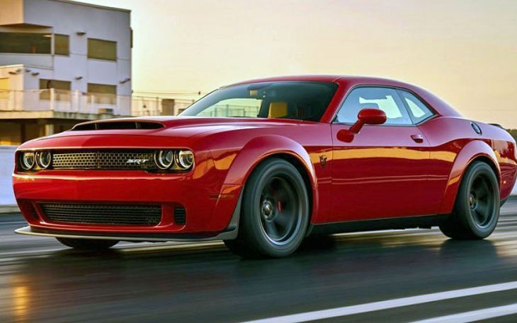 2019 Dodge Demon Challenger Price Msrp Spirotours Com