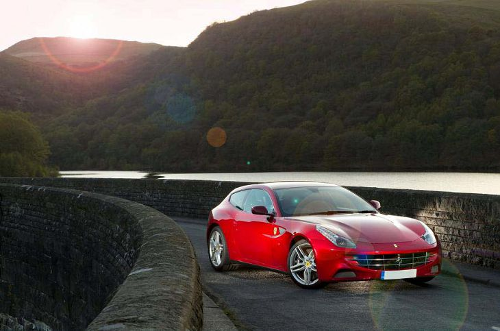 2019 Ferrari Ff Speed Pictures Shooting Brake