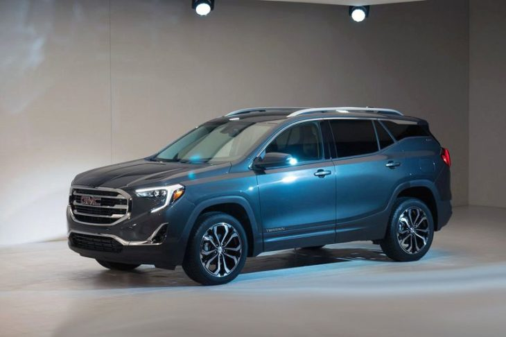 2019 Gmc Terrain Denali Vs Chevy Equinox Weight