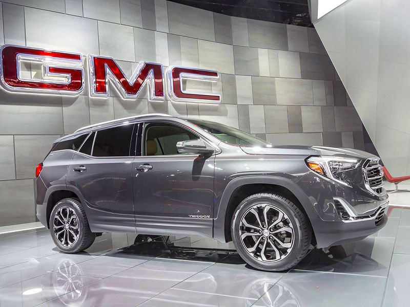 2019 Gmc Terrain Denali Vs Chevy Equinox Weight ...