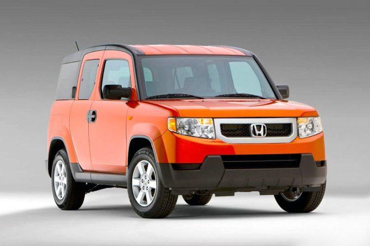 2019 Honda Element 2003 Mpg New Jdm