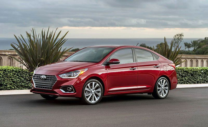 Hyundai Accent Hatchback 2017 Review >> 2019 Hyundai Accent Vs Elantra Interior 2013 Hatchback - spirotours.com