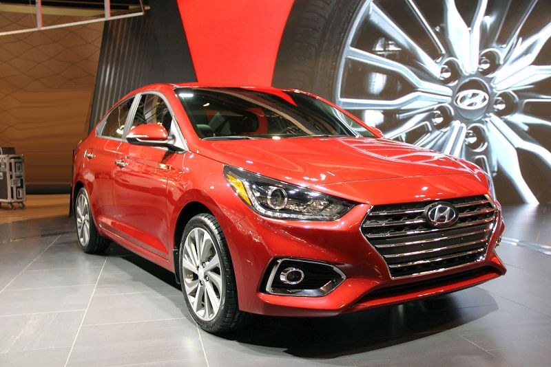 2019 Hyundai Accent Length Gas Mileage Lease