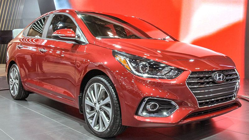 2019 Hyundai Accent Vs Honda Fit Hatchback For Sale Horsepower
