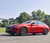 2019 Infiniti Q50 S Sport Red Sport Release Date
