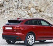 2019 Jaguar F Pace S For Sale Engine Exhaust