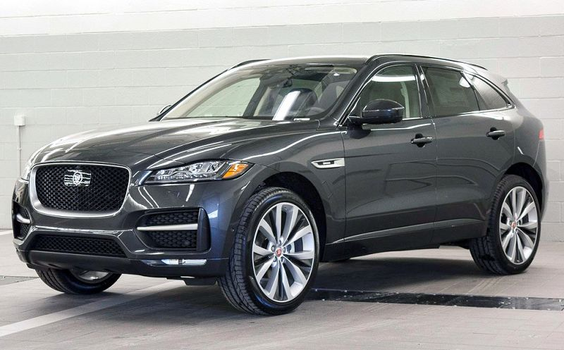 2019 Jaguar F Pace S Review Preis Price