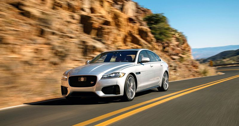 2019 Jaguar Sedan Models Midsize New 2015