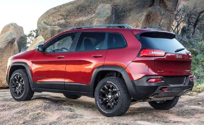 2019 Jeep Cherokee Trailhawk Review Colors Hellcat Price ...