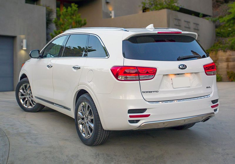 2019 Kia Sorento Photos Review Release Date Australia