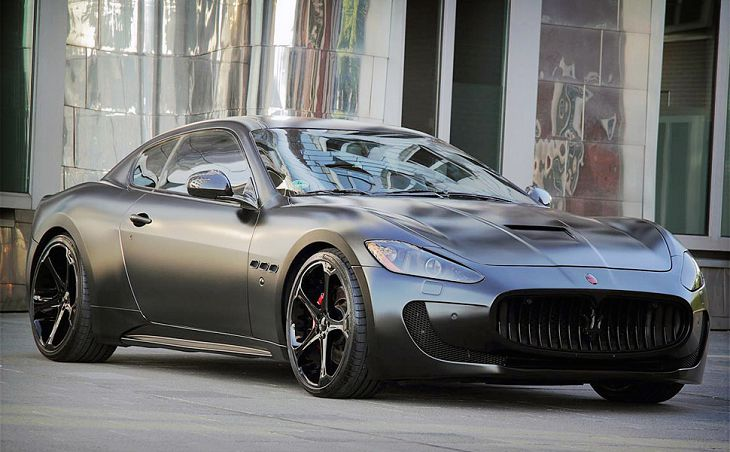 2019 Maserati Granturismo Convertible For Sale Red Custom