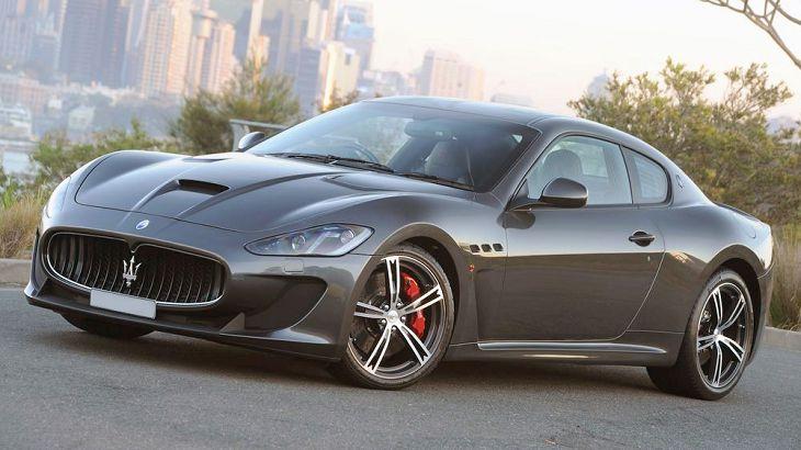 2019 Maserati Granturismo S Specs Black