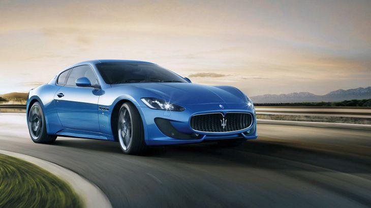 2019 Maserati Granturismo Sport Used Mc