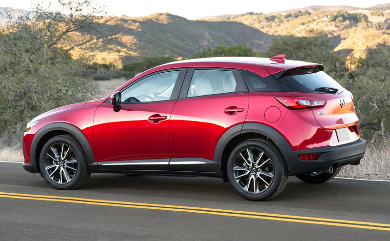 2019 Mazda Cx 3 Mpg Msrp New