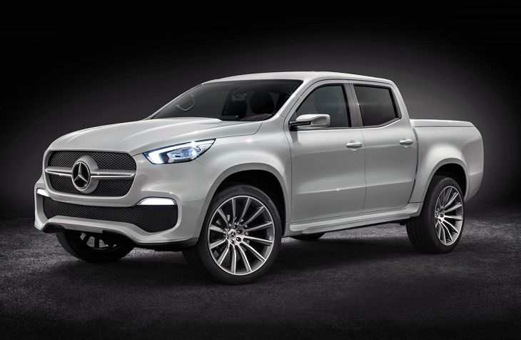 2019 Mercedes X Class Truck Review Price Range Price List