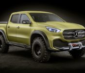 2019 Mercedes X Class Truck Suspension Specs Release Date Uk