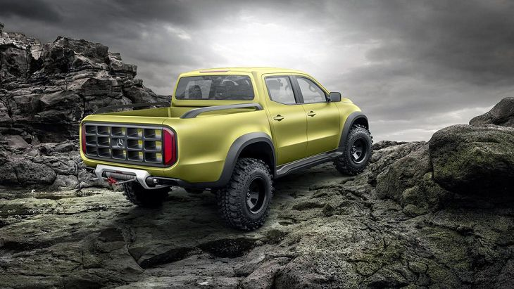 2019 Mercedes X Class Power Price Uk Off Road