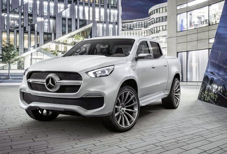 2019 Mercedes X Class Price Usa Cost Pickup