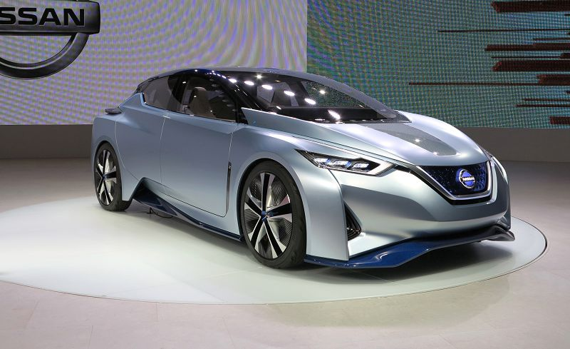 2019 nissan leaf price range uk  spirotours