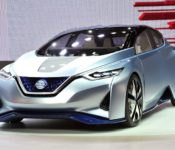 2019 Nissan Leaf Concept Cost Canada