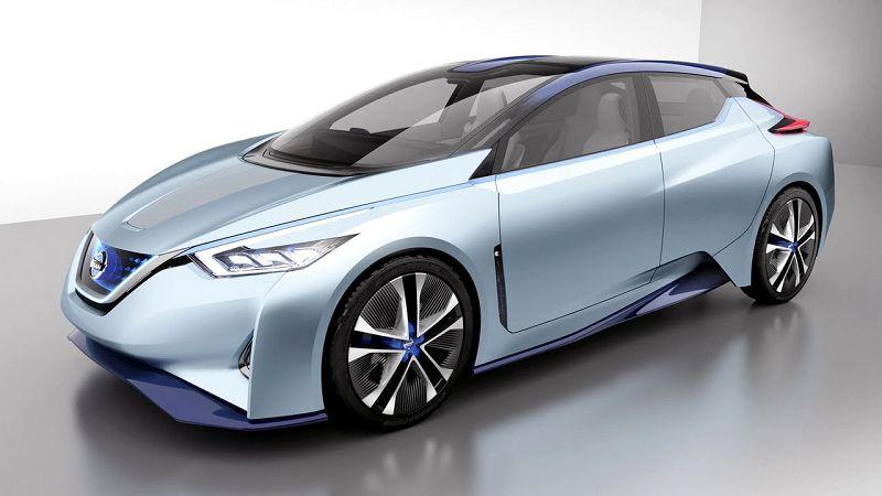 2019 Nissan Leaf Images Interior Deals