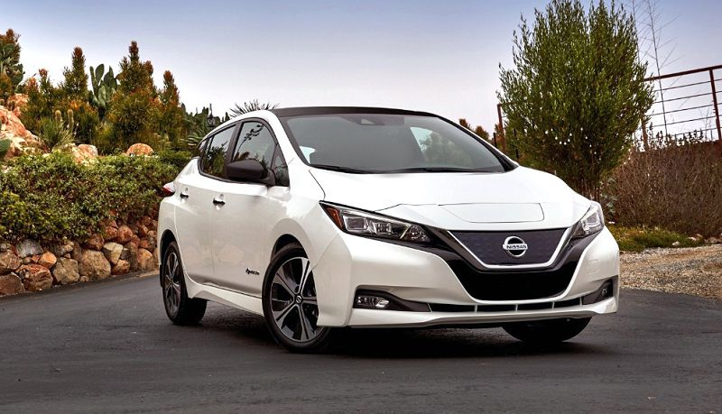 2019 Nissan Leaf Mileage Launch Date Lease