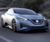 2019 Nissan Leaf Specs Release Date News