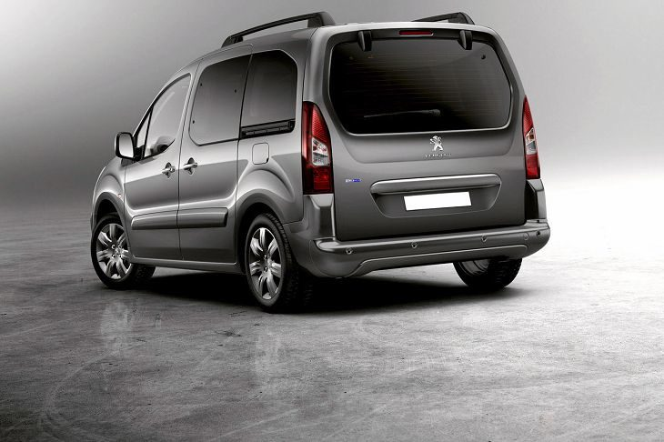 2019 Peugeot Partner Long Wheel Base Mpg Manual