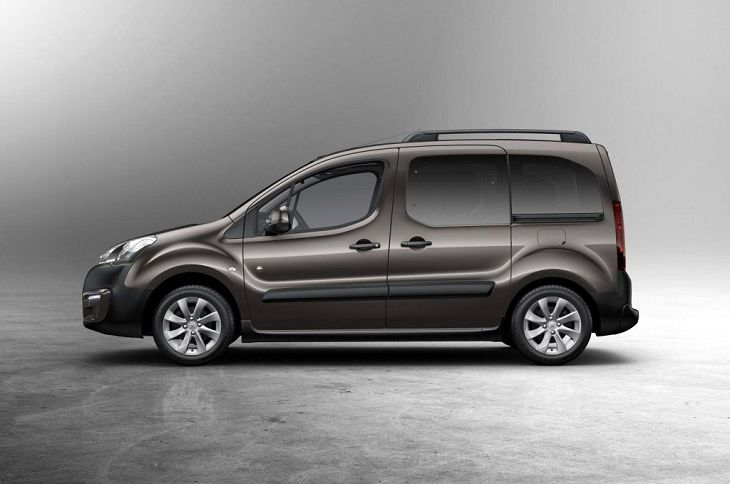 2019 Peugeot Partner Quicksilver For Sale Review Roof Rack