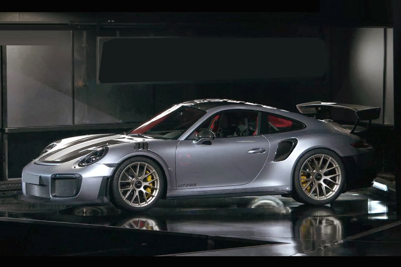 2019 Porsche Gt2 Rs Occasion 911 Nurburgring Turbo