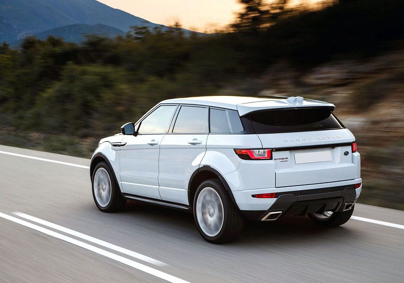2019 Range Rover Evoque Lease Price Length Gas Mileage