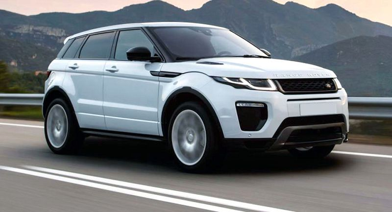 2019 Range Rover Evoque Msrp Engine Matte Black